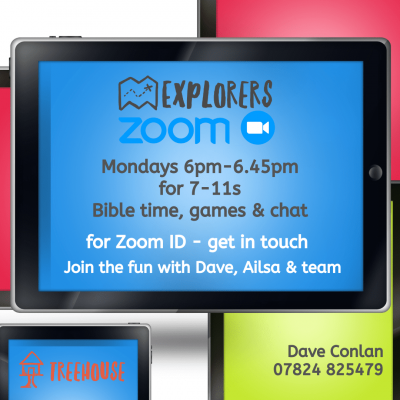 Explorers Zoom Public